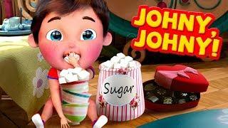 Video Johny Johny Yes Papa , Baby Shark , Five little monkeys ,Twinkle Twinkle Little Star , ABC Song MP3, 3GP, MP4, WEBM, AVI, FLV Oktober 2018