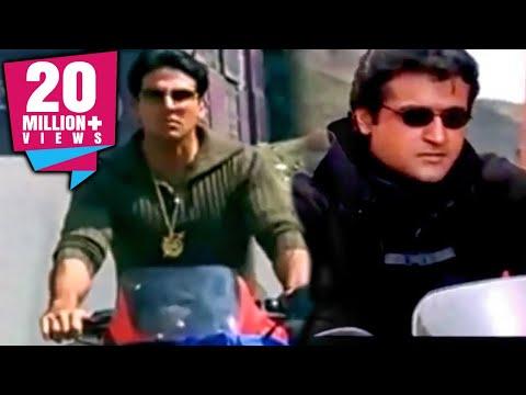 अक्षय कुमार और अरमान कोहली का फाडू एक्शन फाइट सीन   जानी दुश्मन एक अनोखी कहानी