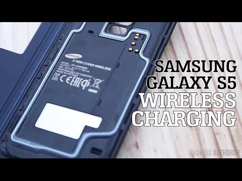Samsung Galaxy S5 Wireless Charging - Everything you need to know!