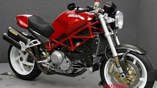 5. 2005  DUCATI  MONSTER S4R  - National Powersports Distributors