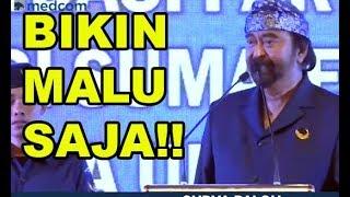 Video Sindiran Keras Ketum NASDEM Surya Paloh Terhadap Gaya Berpolitik PAN MP3, 3GP, MP4, WEBM, AVI, FLV September 2018