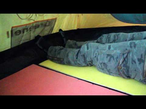 Палатка «Гори 2». Видеообзор.