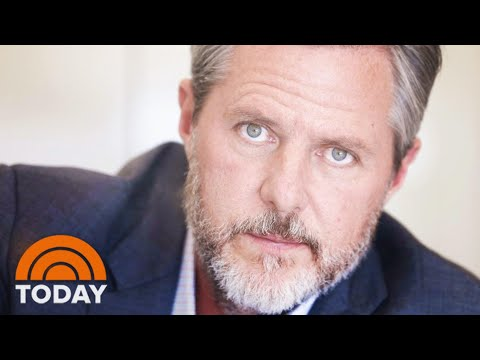 Jerry Falwell Jr. Reportedly Resigns From Liberty University Over Alleged Sex Scandal | TODAY