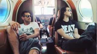 On The Road w/ Steve Aoki #34 Europe July 2012