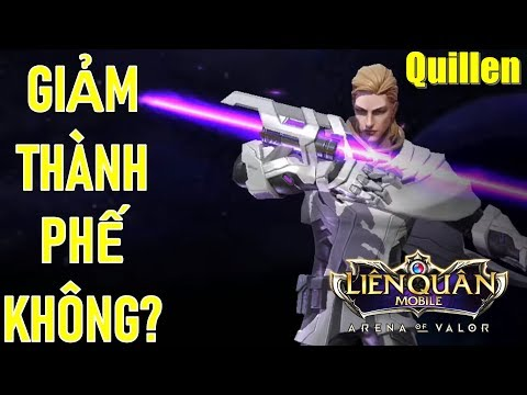 Giảm liên tiếp Quillen có biến thành phế vật k? - Thời lượng: 10 phút.