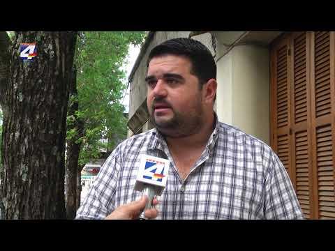 Nicolás Olivera participó en la reunión de la Comisión de defensa del portland