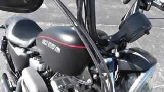 9. 411331   2012 Harley Davidson Sportster Nightster XL1200N