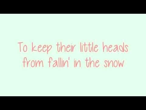 Pentatonix - White Winter Hymnal (lyrics)