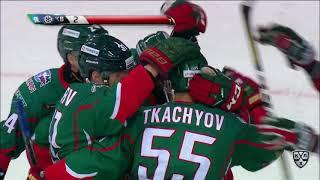 Ак Барс - Сибирь 3-2