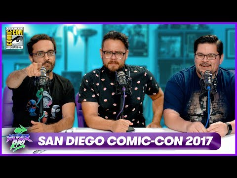 SDCC 2017: Justice League, Avengers: Infinity War and more!