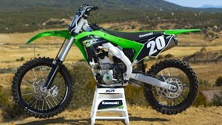 3. 2018 Kawasaki KX250F - Dirt Bike Magazine