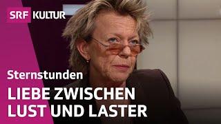 Connie Palmen: Urgewalt Liebe (Sternstunde Philosophie vom 2.10.2016) Video