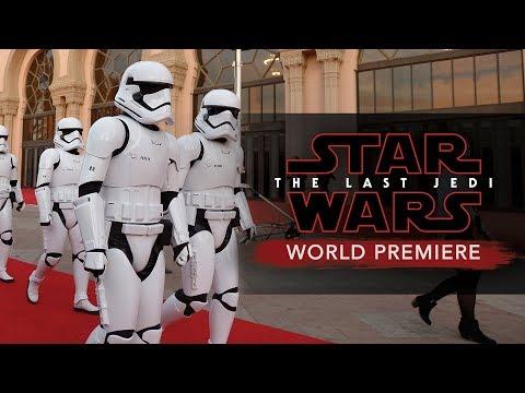 Star Wars: Los Últimos Jedi - Red Carpet World Premiere?>