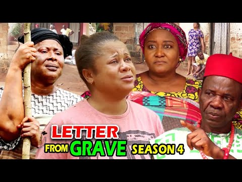 LETTER FROM THE GRAVE SEASON 4 - (New Movie)  2021 Latest Nigerian Nollywood Movie Full HD