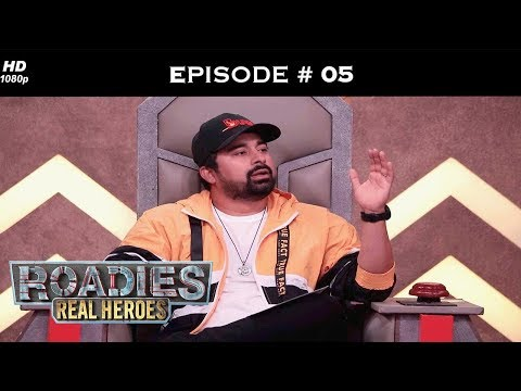 Roadies Real Heroes - Full Episode 5 - Bhargsethu Gets The Roadies Salute
