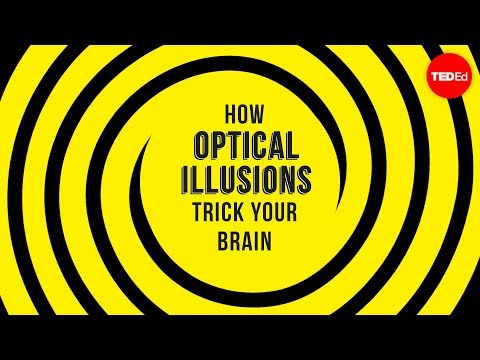 How optical illusions trick your brain – Nathan S. Jacobs