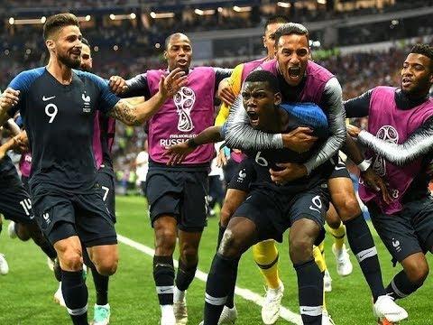 Финал не удался - слишком легкая победа Франции. Но в целом чемпионат - отличный - DomaVideo.Ru