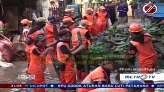 1000 Meter: Rusak di Hulu Banjir di Hilir