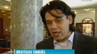 Deutsch Tamás a Duna Tv Híradójában
