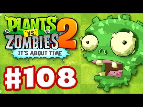 Plants vs. Zombies 2: It's About Time – Gameplay Walkthrough Part 108 – Senor Piñata (iOS)