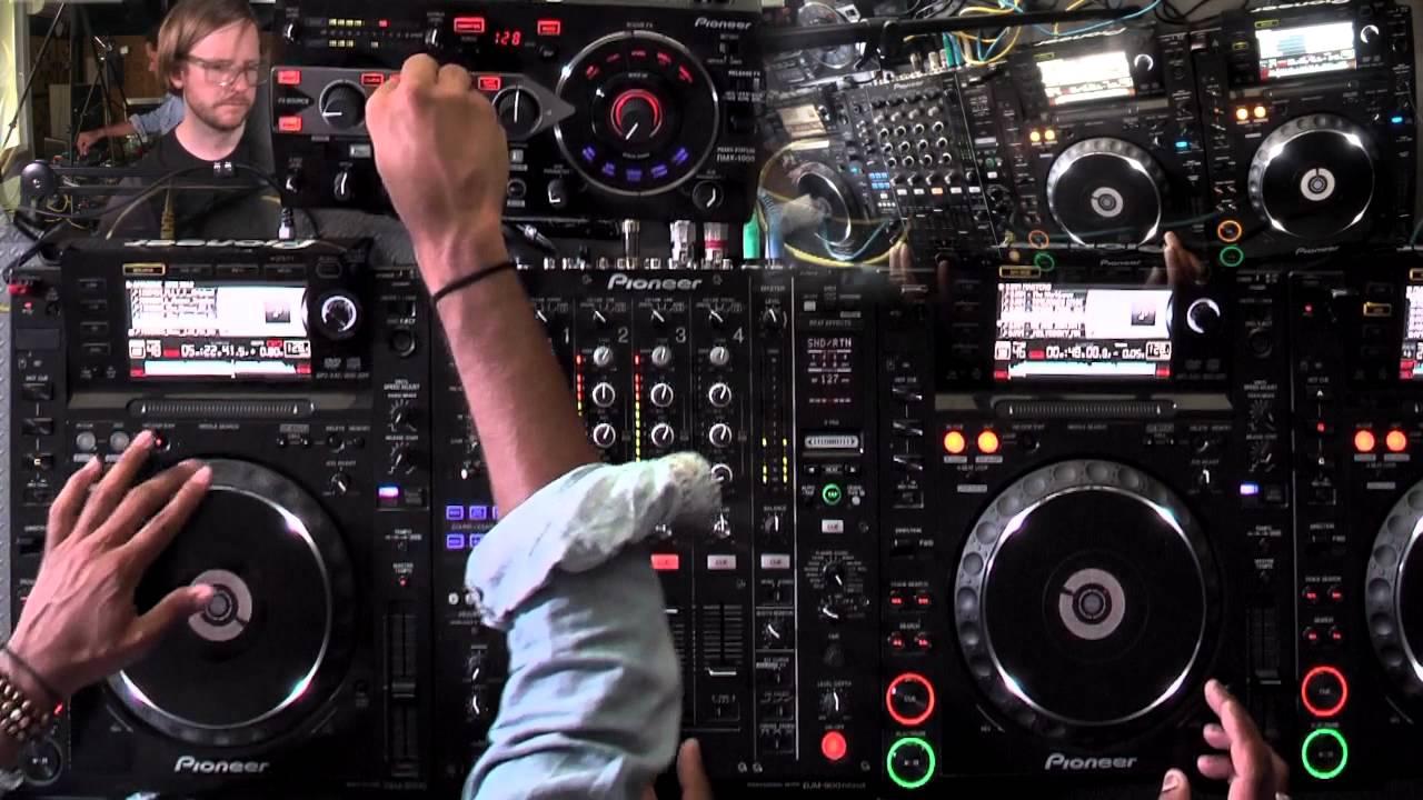 Sunnery James & Ryan Marciano - Live @ DJsounds Show 2012