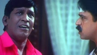 Comedy Kings -Vadivelu, Arjun Superb Comedy In Gudachari No 1 - Vadivelu,Arjun