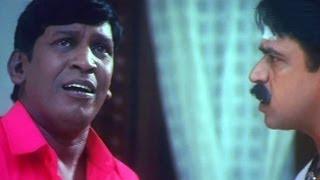 Comedy Kings -Vadivelu, Arjun Superb Comedy In Gudachari No 1 - Vadivelu,Arjun