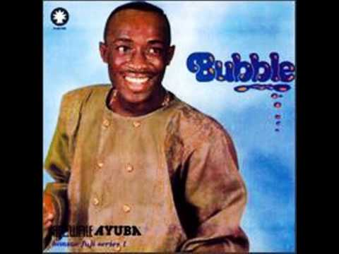 Adewale Ayube -Bubble Part 1