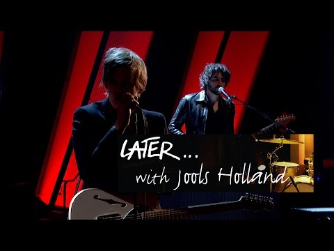 VIDEO: SPOON - 'Hot Thoughts' (Later... with Jools Holland)