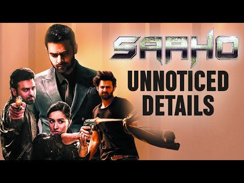Saaho Movie Decoded | Un-noticed Details | Prabhas ,Shraddha , Sujeeth | English Subtitles | Thyview
