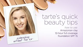 how-to: airbrushing without air� for complexion perfection