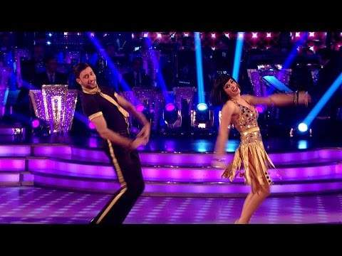 Georgia May Foote & Giovanni Pernice Charleston To 'Hot Honey Rag' - Strictly Come Dancing: 2015