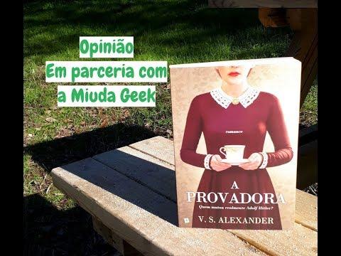 Opinião | A Provadora de V.S.Alexander | Em parceria com a Miuda Geek