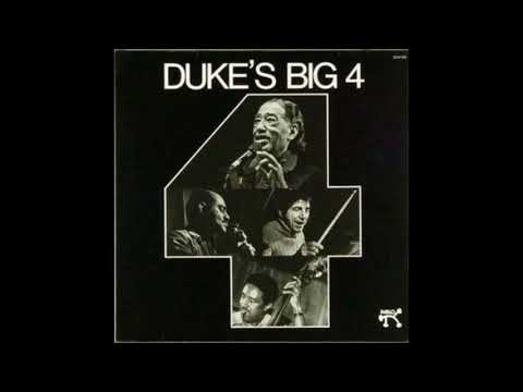 Duke Ellington – Duke's Big 4 (Full Album)