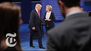 Video Second Presidential Debate | Election 2016 | The New York Times MP3, 3GP, MP4, WEBM, AVI, FLV Juni 2019