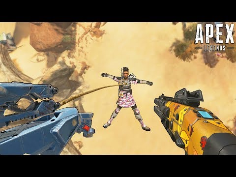 Apex Legends: Funny & Epic Moments Ep. 1