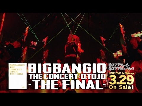 BIGBANG - BANG BANG BANG (BIGBANG10 THE CONCERT : 0.TO.10 -THE FINAL-)