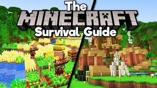 Expanding The Custom Village! • The Minecraft Survival Guide (Tutorial Lets Play) [Part 136]