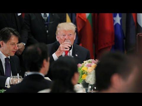 UN-Generaldebatte: Trump attackiert Iran, Teheran konte ...