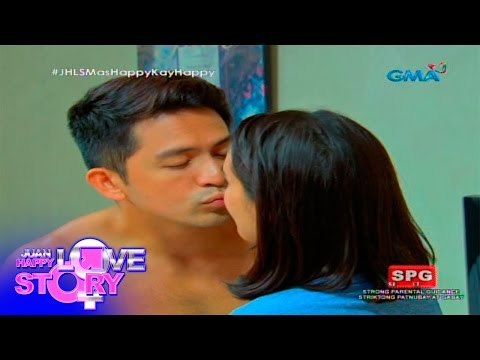 Juan Happy Love Story: Morning kiss