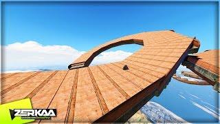 BIKE SKY CIRCUS | GTA 5 Funny Moments | E642 (GTA 5 PS4)