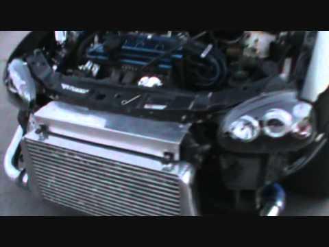 Corsa Negro Turbo / Mario Alquinta.