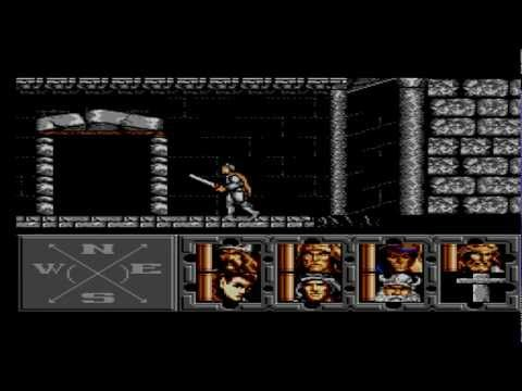 Heroes of the Lance Master System