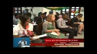 Institute of Economic Affairs On Ghanas Oil&Gas