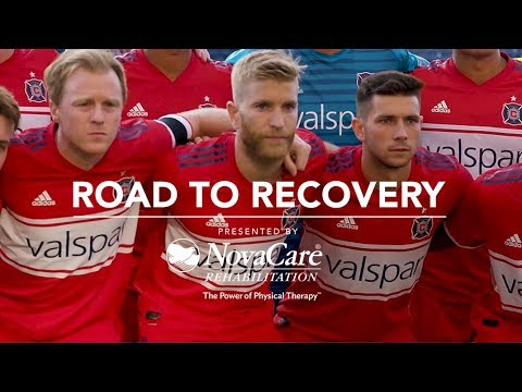 Video: Road To Recovery pres. by NovaCare | Episode 3,