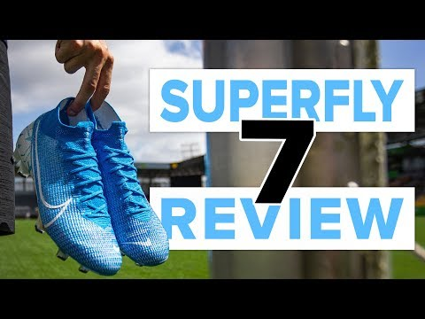 Nike Mercurial Superfly 7 review | Vapor 13 with a collar
