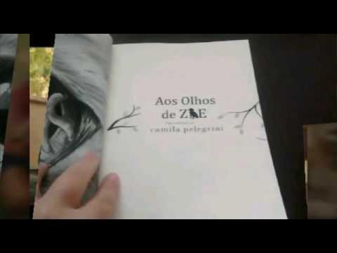Aos olhos de Zoe - Camila Pelegrini Book Trailer fan made