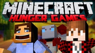 HUNGER GAMES IS NOT A CHARITY (Minecraft Hunger Games with BajanCanadian and NoochM Episode 13)