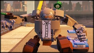 Video LEGO MARVEL AVENGERS - Stan Lee & Stan Buster Gameplay! MP3, 3GP, MP4, WEBM, AVI, FLV Mei 2019