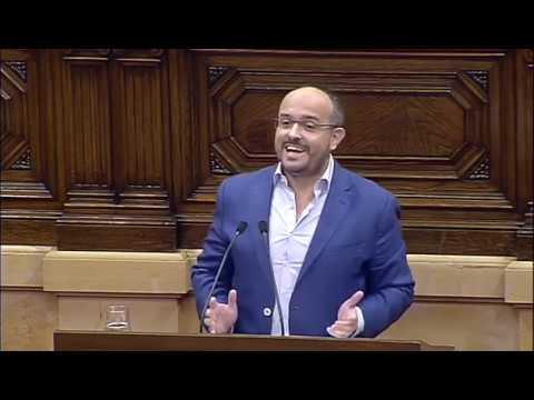 """Alejandro Fernández: """"No se puede dialogar sin respetarse la ley y la convivencia"""""""